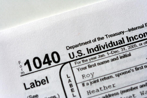 Make sure to review the instructions on the tax form to determine how to report income from scholarships.