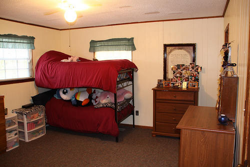 Two of the advantages of living in the dorms are proximity to classes and the social atmosphere.