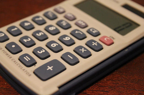 Price calculators make estimating the cost of going to college easier.
