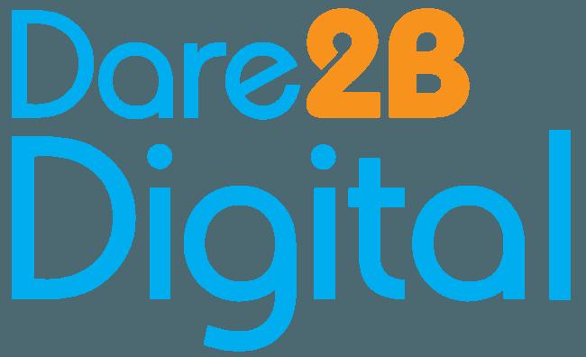 Dare 2B Digital Logo