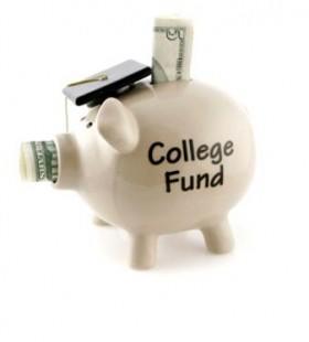 College Fund Piggybank