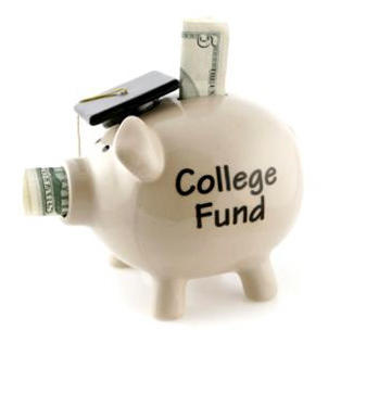 College Fund Piggybank