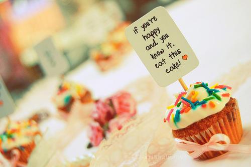 Cupcake - Money Saving Tips