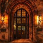 A doorway