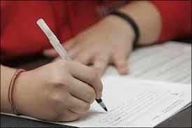 essay test