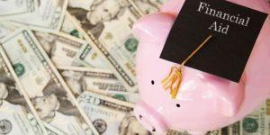 Financial Aid Piggy Bank
